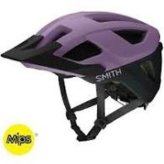 SMITH Smith Session MIPS  Helmet: Matte Mauve / Black Medium