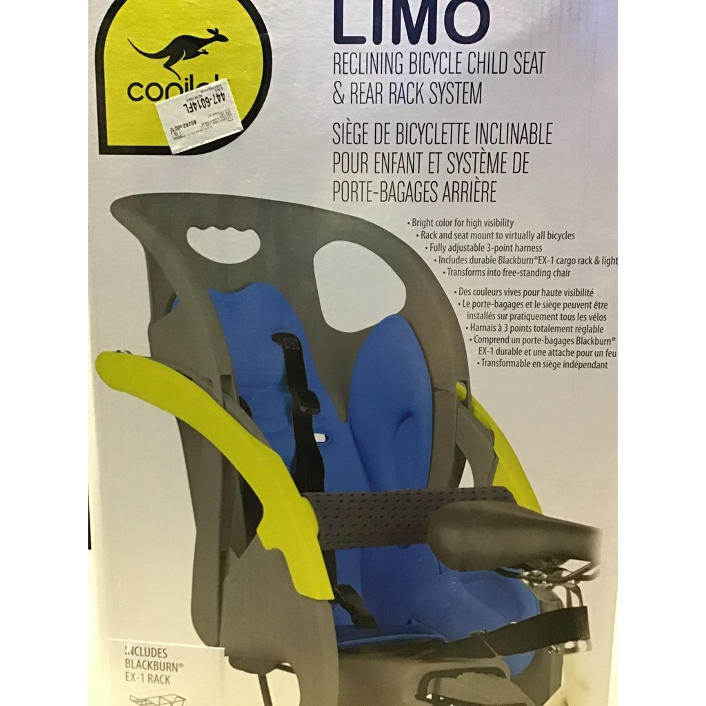 Copilot LIMO Reclining Bicycle Child Seat