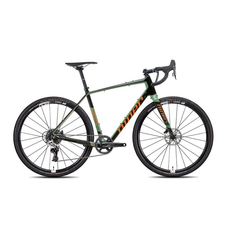 Niner RLT 9 RDO - 3 Star Olive Green / Orange 53
