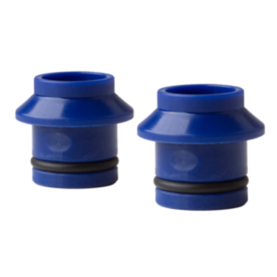 Sea Sucker Huske - SeaSucker - Universal Fork Mount Plugs - 15x110mm BLUE
