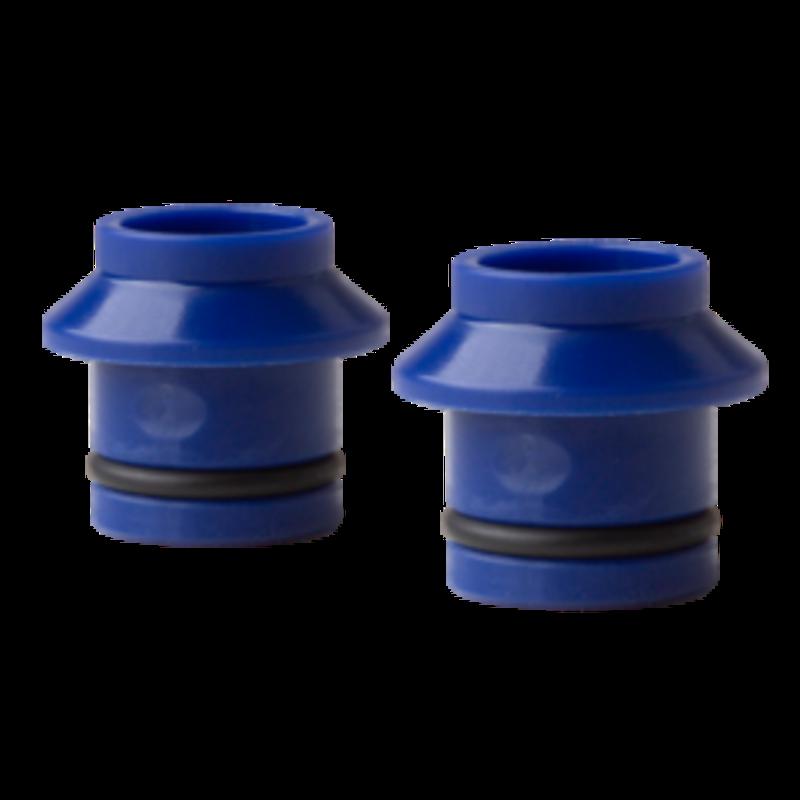 Sea Sucker Huske - SeaSucker - Universal Fork Mount Plugs - 15x110mm BLUE