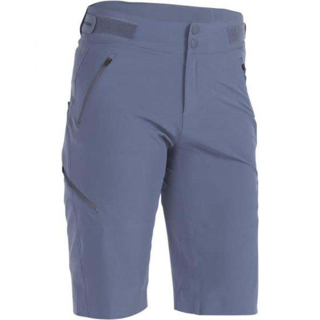 ZOIC Navaeh Short - Wms - Grey - Medium