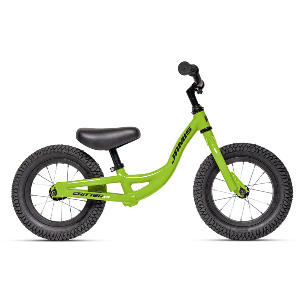 "Jamis Critter 12 2021 - 7"" Ninja Green"
