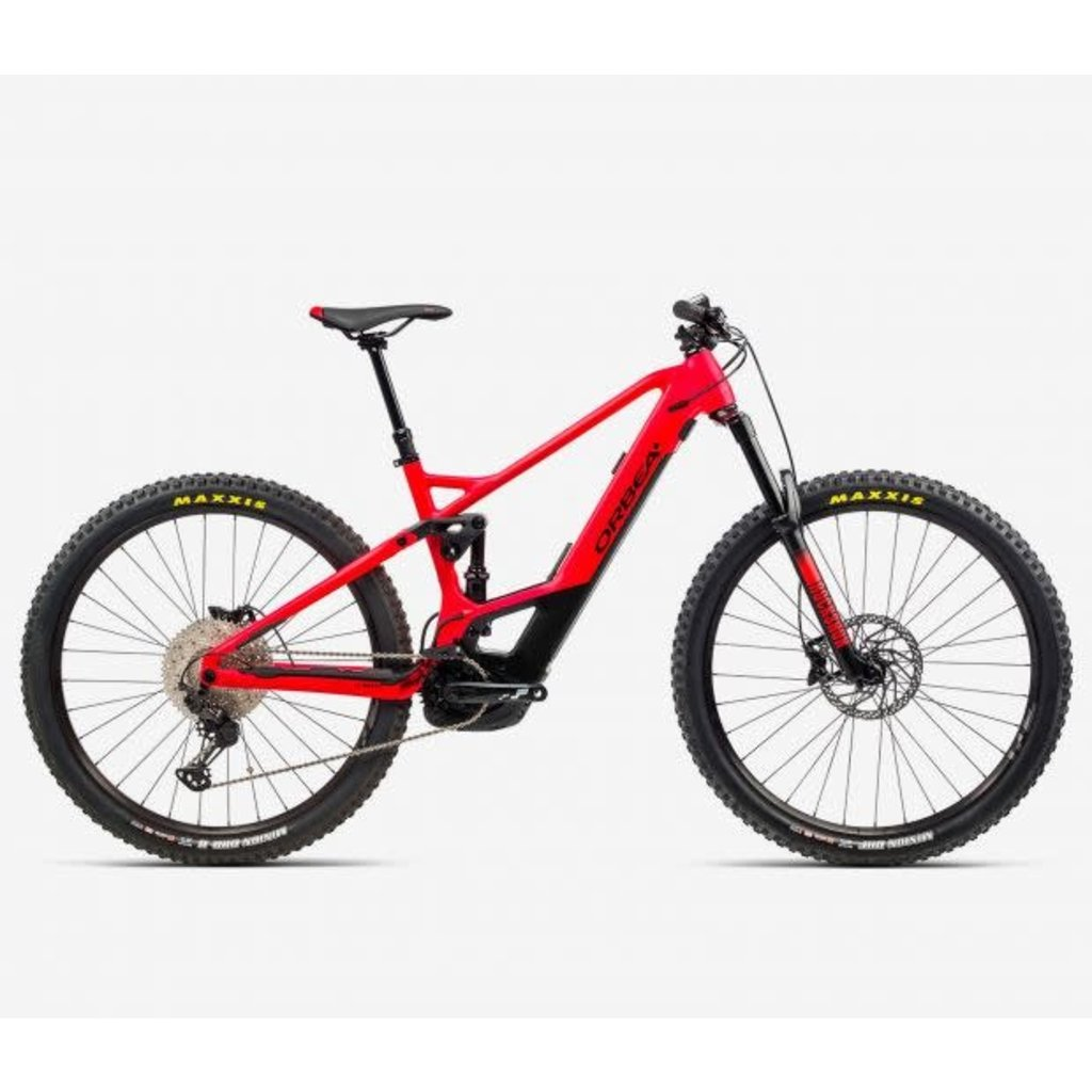 Orbea Wild FS H25 - Red Black - S/M