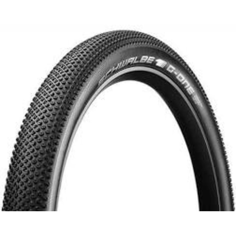 Schwalbe Schwalbe G-One Allround Tire - 700 x 35, Tubeless, Folding, Black, Evolution Line, MicroSkin