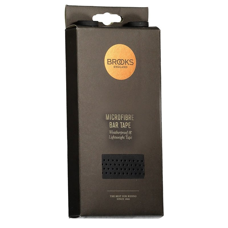 Brooks Microfiber Bar Tape Black