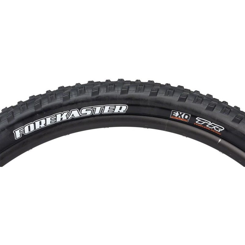 Maxxis Maxxis Forekaster Tire - 29 x 2.6, Tubeless, Folding, Black, Dual Compound, EXO, Wide Trail