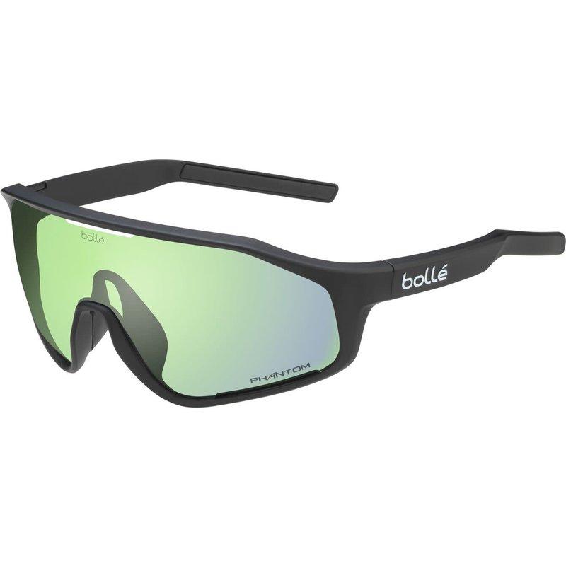 Bolle Shifter - Black Matte - Phantom Clear Green Photochromic