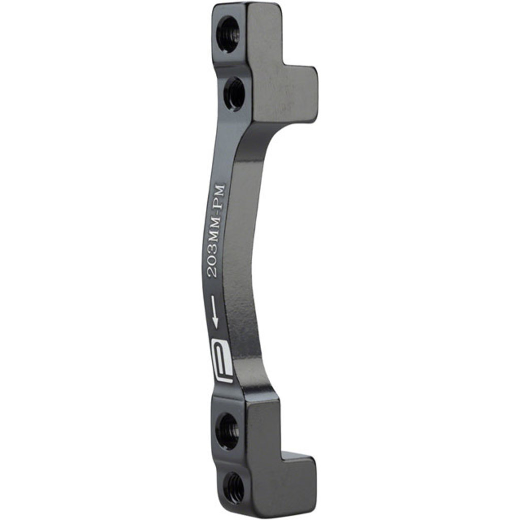 Promax Promax Post Mount Disc Brake Adapter for Post Mount Frame/Fork, Fits 203mm Rotors