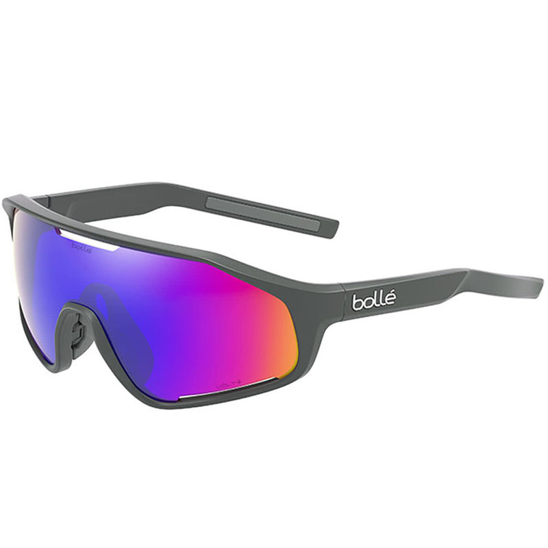 Bolle Shifter - Titanium Matte - Volt+ Ultraviolet Polarized