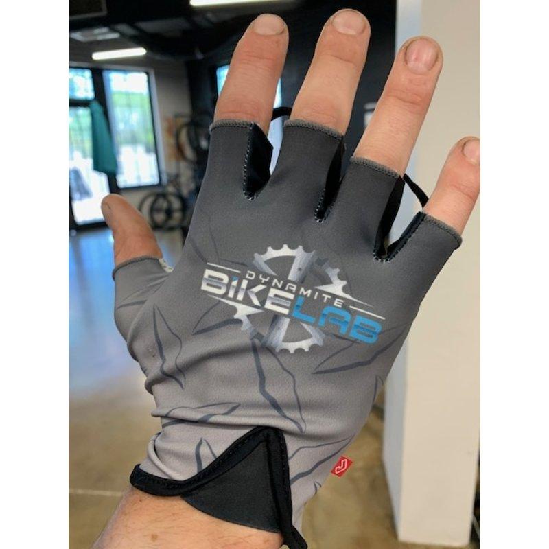 Custom DBL Dynamite Bike Lab Gloves
