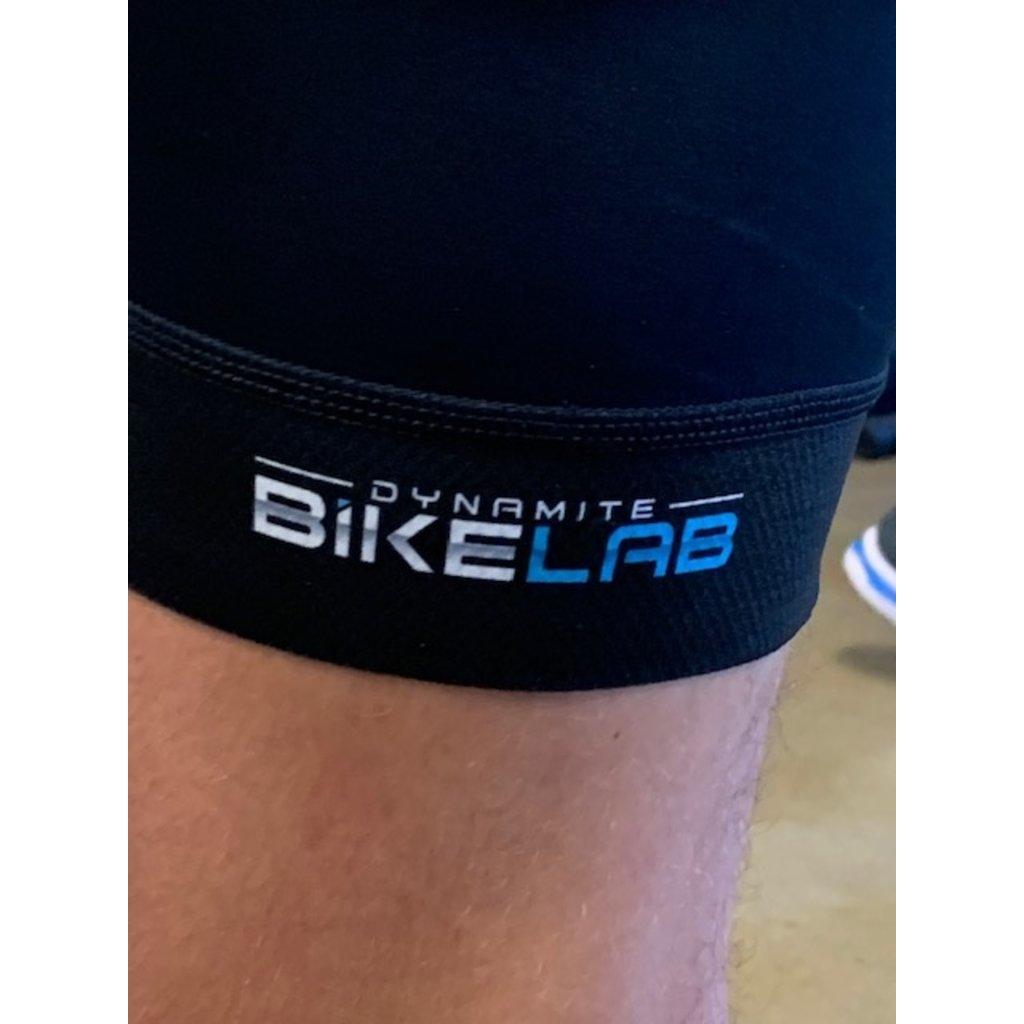 Custom DBL Dynamite Bike Lab Solar Bib Shorts