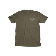 Fasthouse Charged Tee - Forest Green