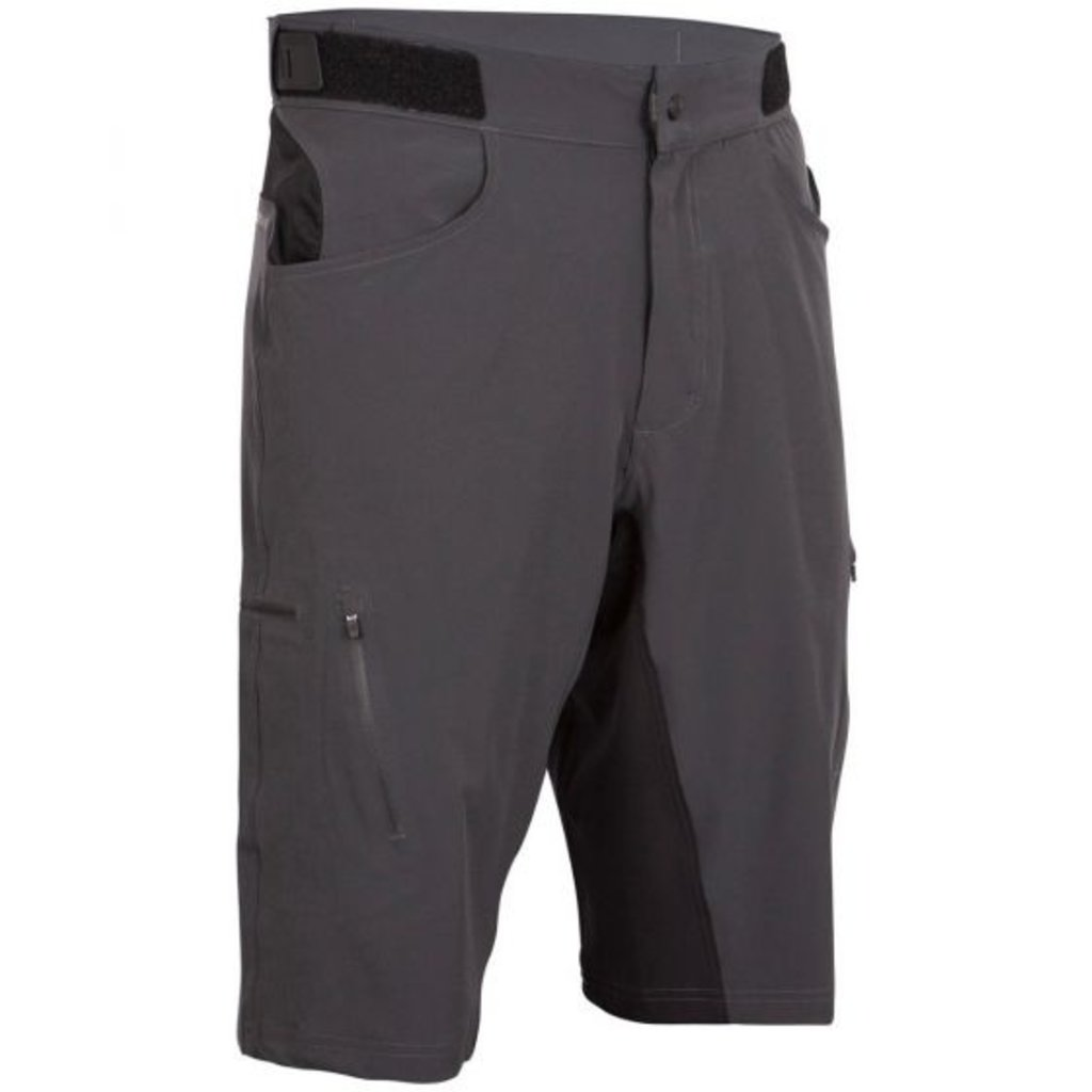 ZOIC The One Short + Essential Liner - Shadow