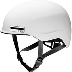 SMITH Maze Bike Helmet: Matte White Large