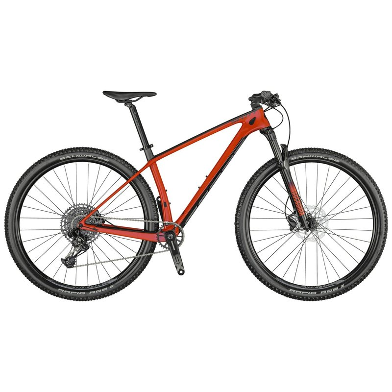 Scale 940 - Red - XL