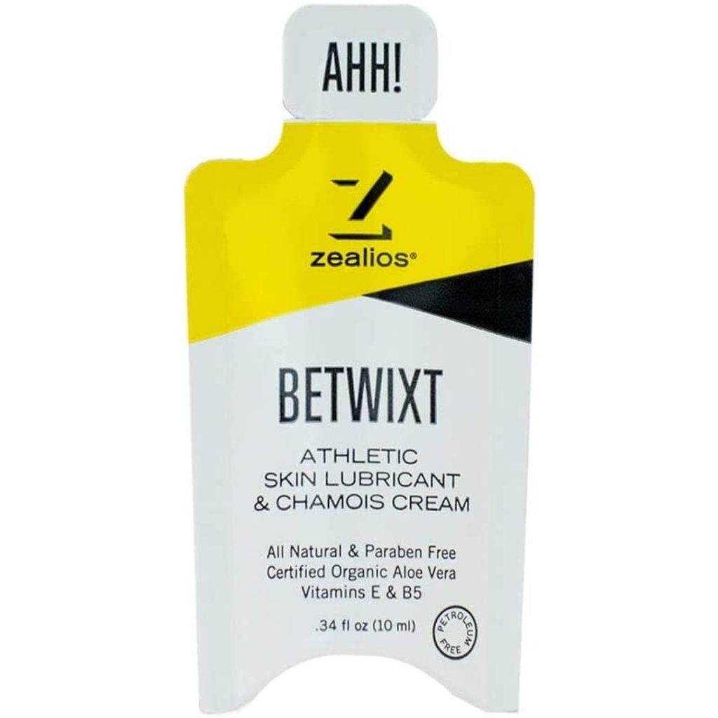 zealios Betwixt 10ml Athletic Skin Lubricant & Chamois Cream