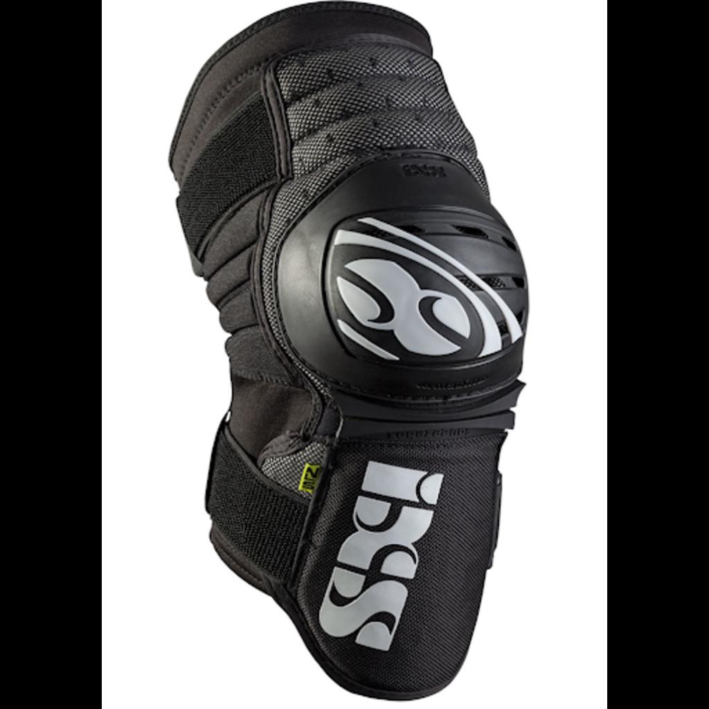 iXS iXS Dagger Knee/Shin Armor, L - Black NLS