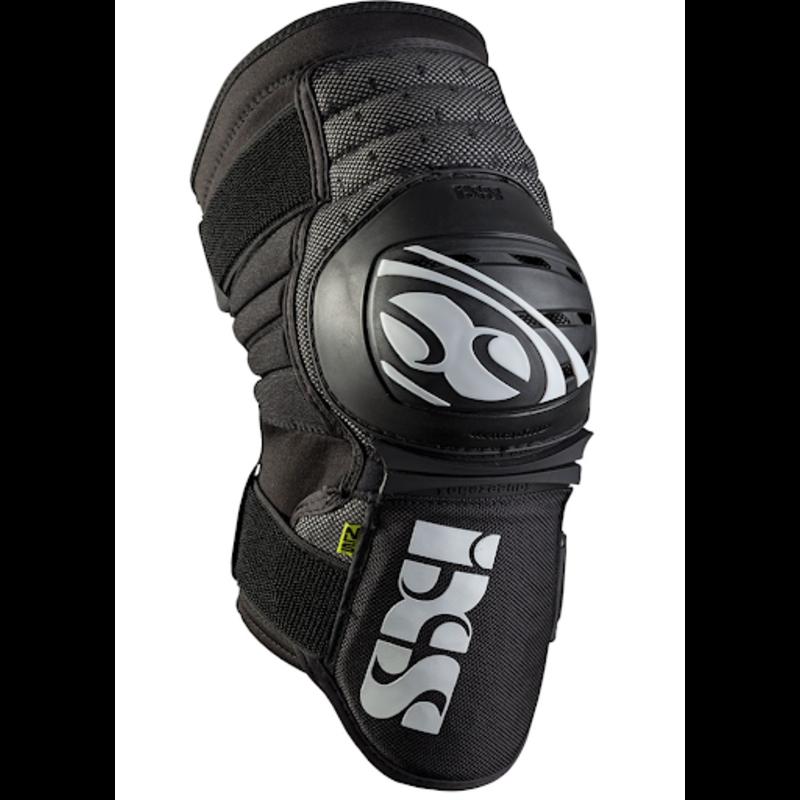 iXS Dagger Knee/Shin Armor, M - Black NLS