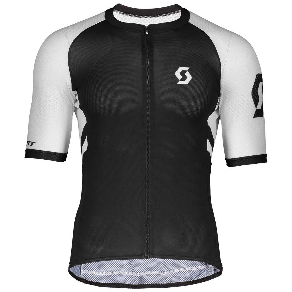 SCO Shirt M's RC Premium Climber s/sl black/white M