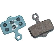 Sport Organic Disc Brake Pads for SRAM Level TL, T, DB5, DB3, DB1, Avid, Elixir R, CR, CR Mag, 1, 3, 5, 7, 9, X0, XX, World Cup