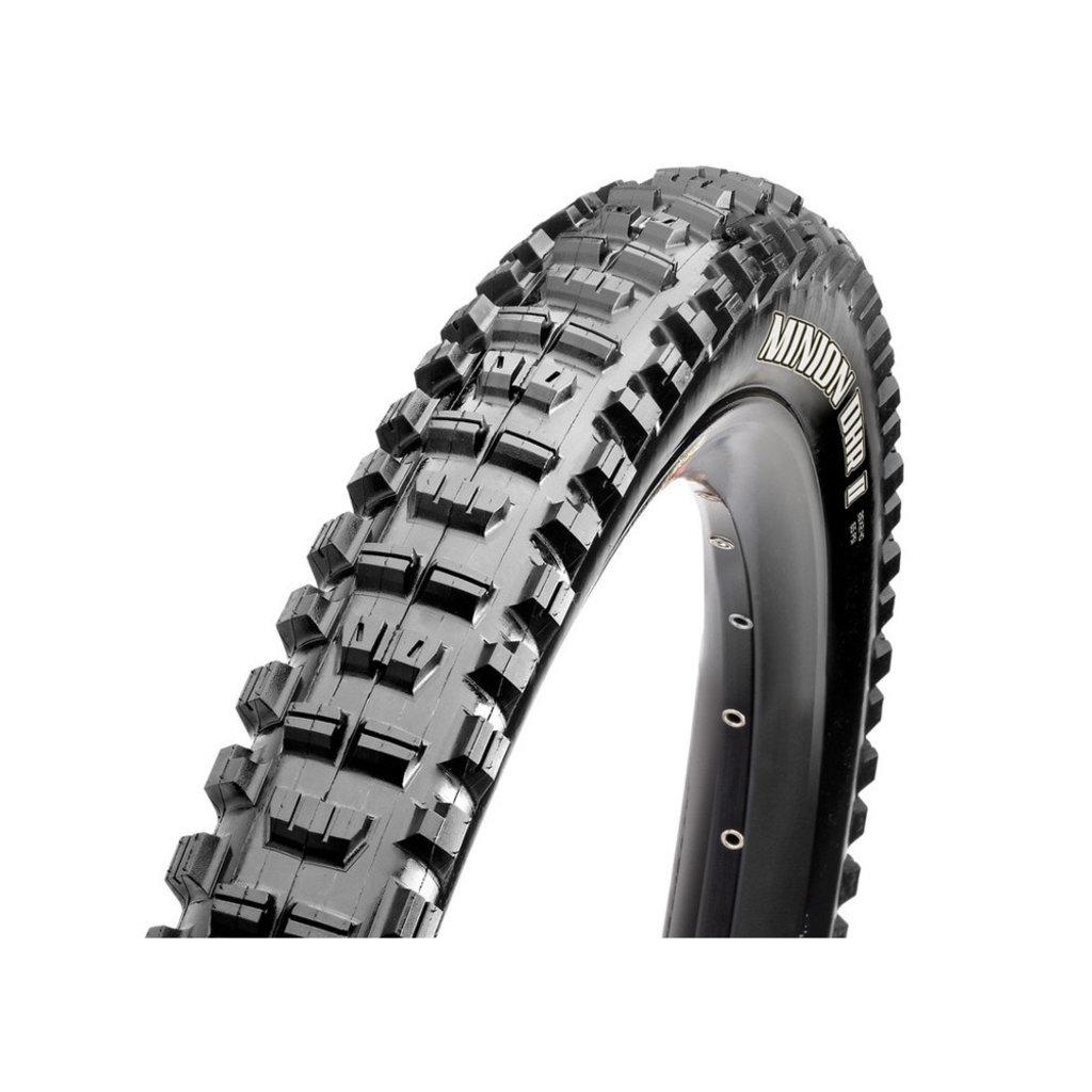 Maxxis Maxxis Minion DHR II Tire - 29 x 2.6, Tubeless, Folding, Black, 3C Maxx Terra, EXO+