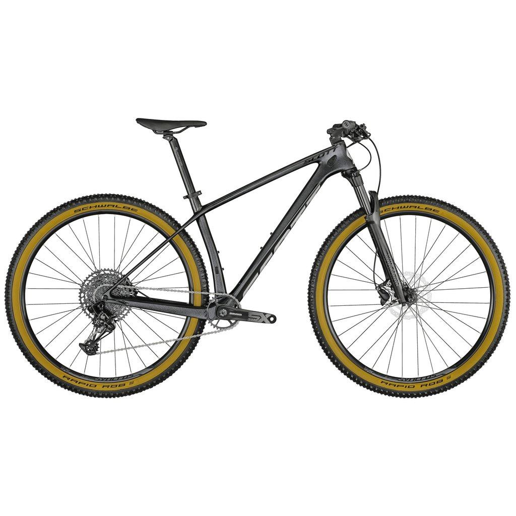 Scale 940 - XL - Granite Black