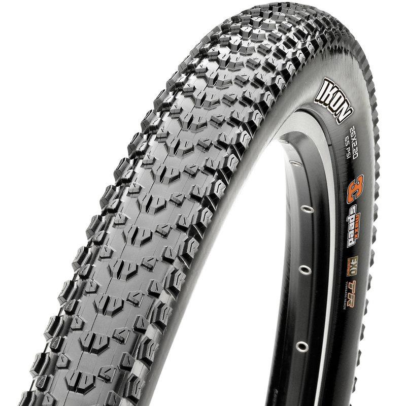 Maxxis Ikon Tire - 29 x 2.6, Tubeless, Folding, Black, 3C Maxx Speed, EXO