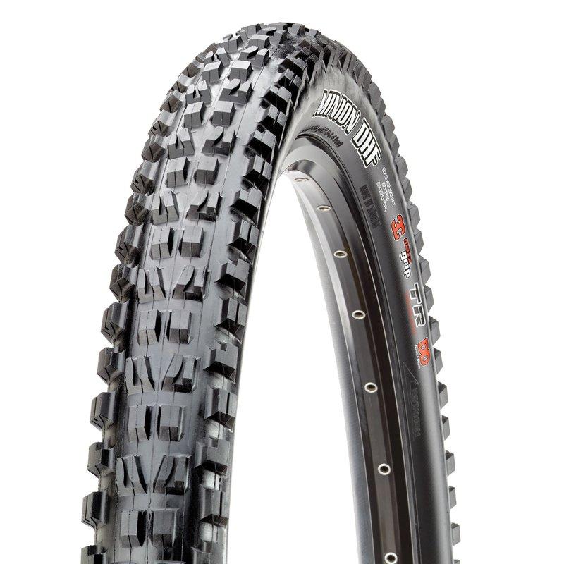 Maxxis Minion DHF Tire - 27.5 x 2.6, Tubeless, Folding, Black, Dual, EXO
