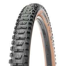 Maxxis Maxxis Minion DHR II Tire - 29 x 2.6, Tubeless, Folding, Black/Tan, Dual, EXO, Wide Trail
