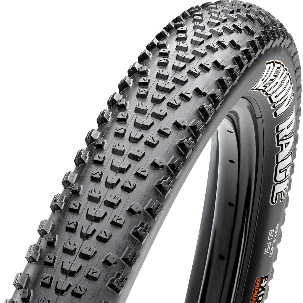 Maxxis Maxxis Rekon Race Tire - 29 x 2.4, Tubeless, Folding, Black, Dual, EXO, Wide Trail