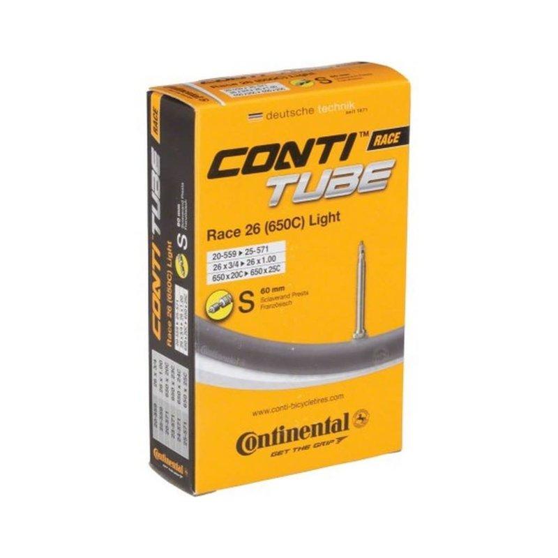 Continental Tube 650 x 18-25 - PV 60mm Light - 70g