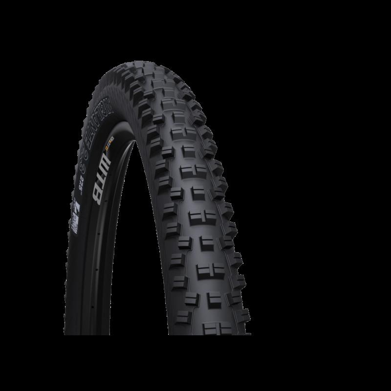 WTB Vigilante Tire - 26 x 2.3, TCS Tubeless, Folding, Black, Light, Fast Rolling