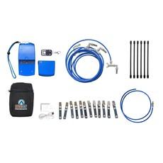 Portable Misting System Quad Kit w/ Storage
