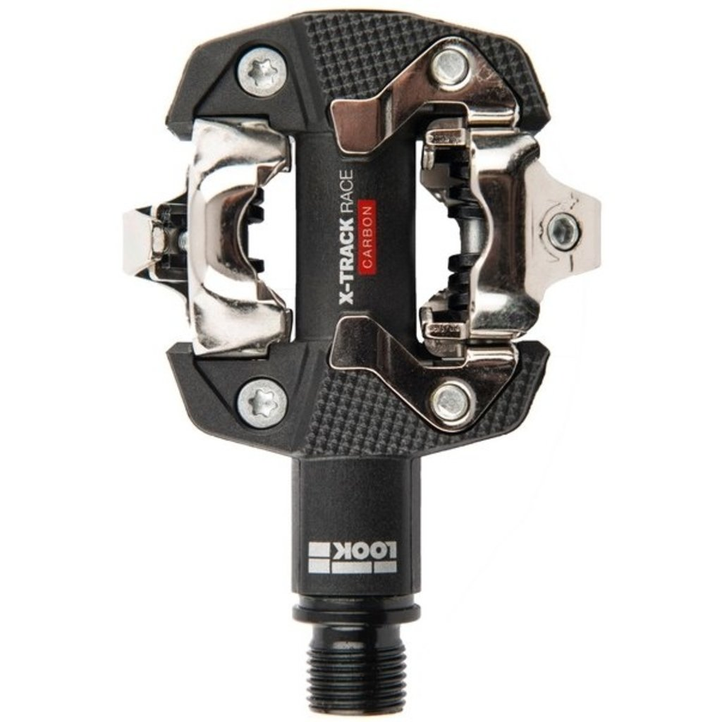 Look Look X-Track Race Mtb Pedal With CLeats: Black