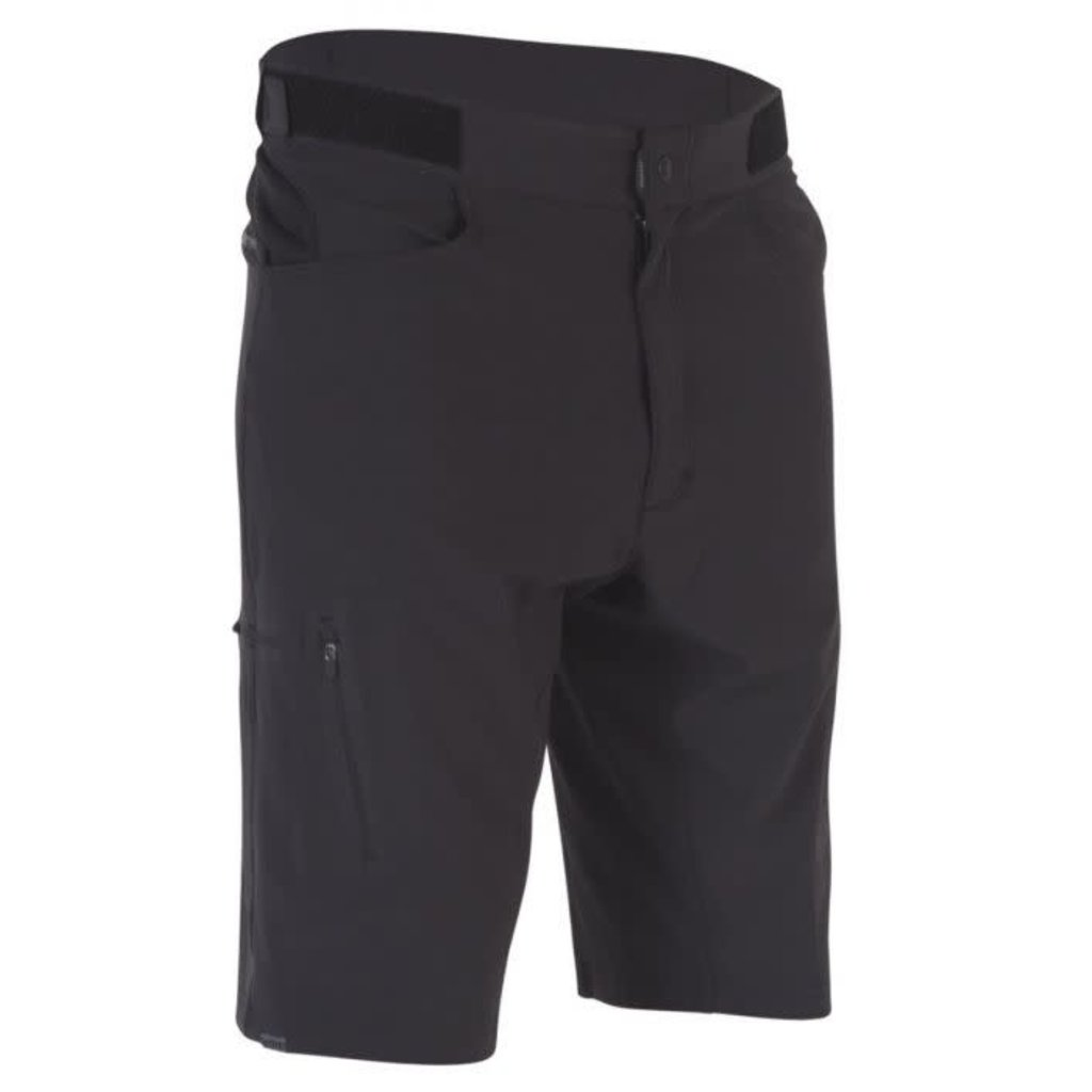 ZOIC The One Short - Black