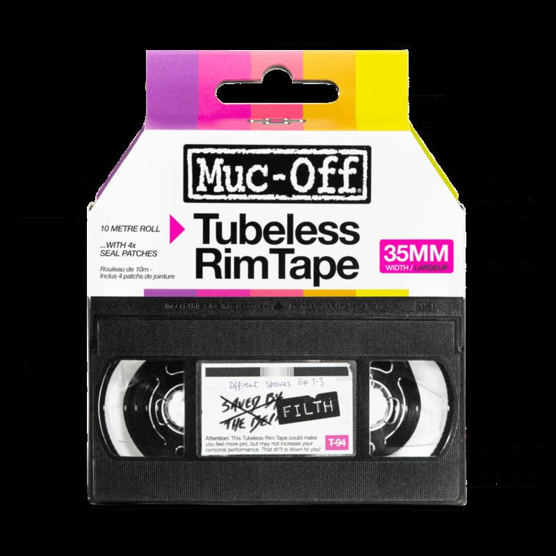 Muc-Off Muc-Off Rim Tape 50m Workshop Roll - 35mm