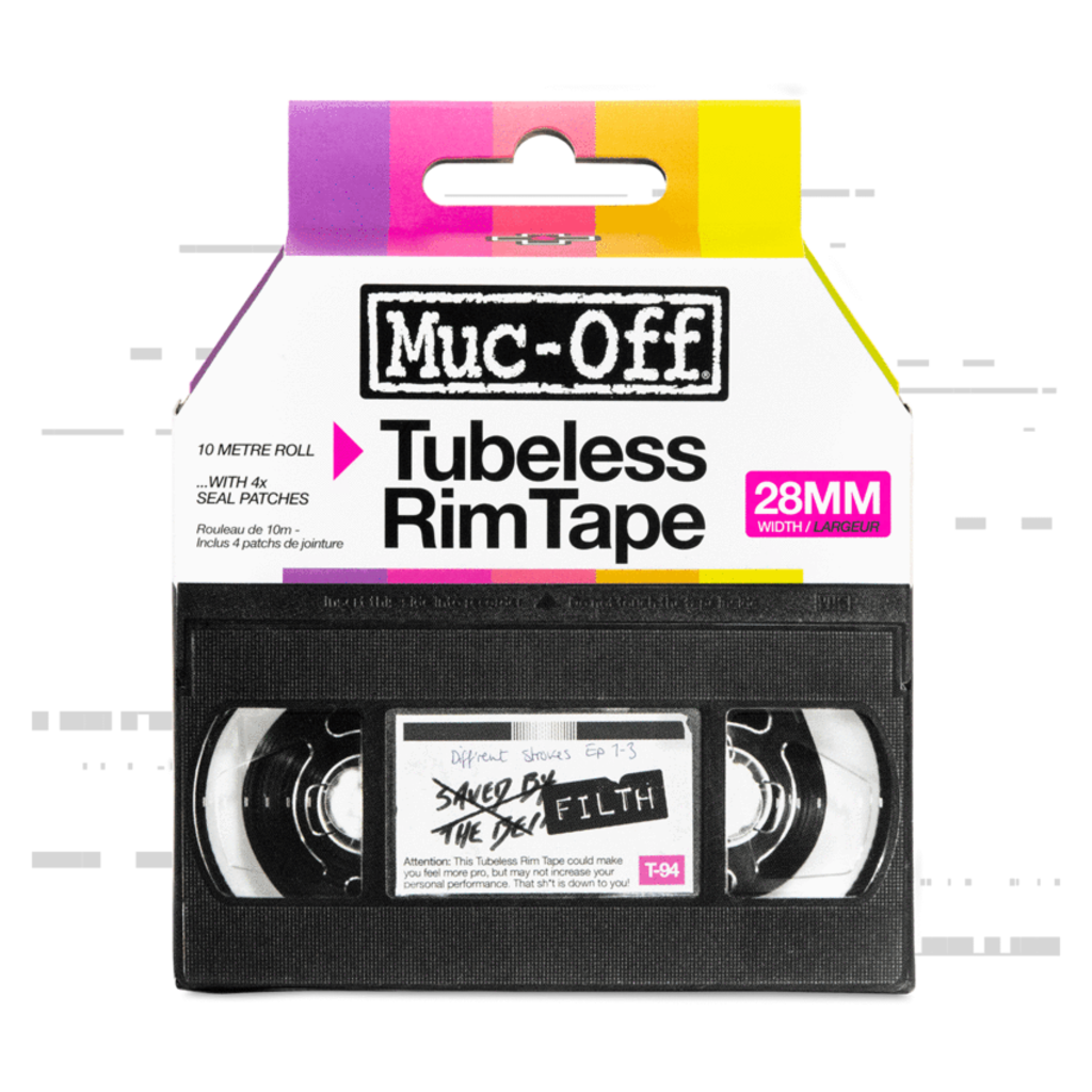 Muc-Off Muc-Off Rim Tape 50m Workshop Roll - 28mm