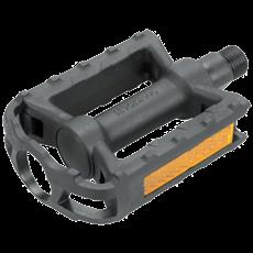 """Dimension Dimension Junior Pedals - Platform, Plastic, 1/2"""", Black"""