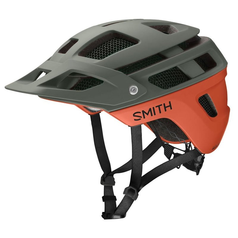 SMITH Forefront 2 - Matte Sage / Red Rock