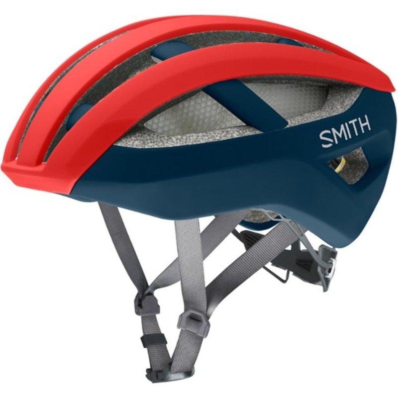 SMITH Network MIPS Bike Helmet: Matte Rise / Mediterranean Medium