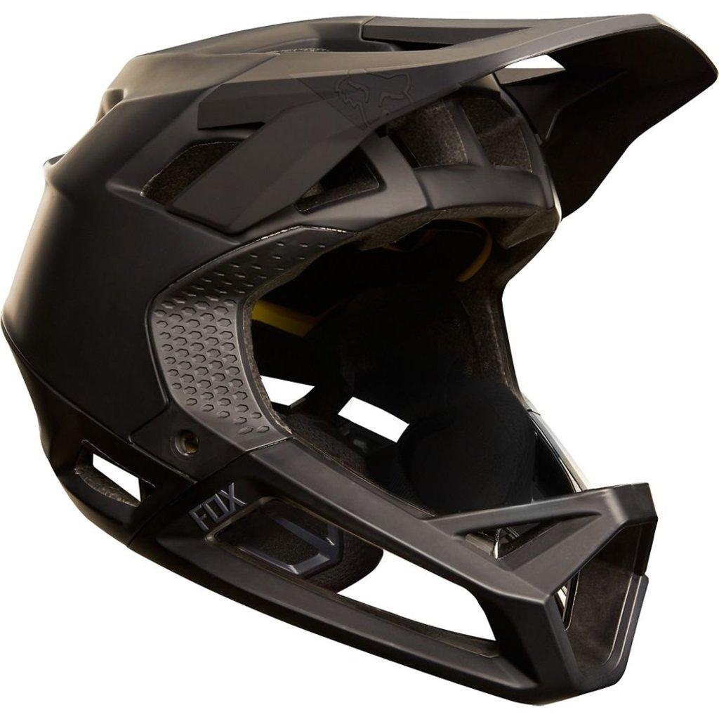 Fox Racing Fox Racing Proframe Full-Face Helmet - Matte Black, Medium