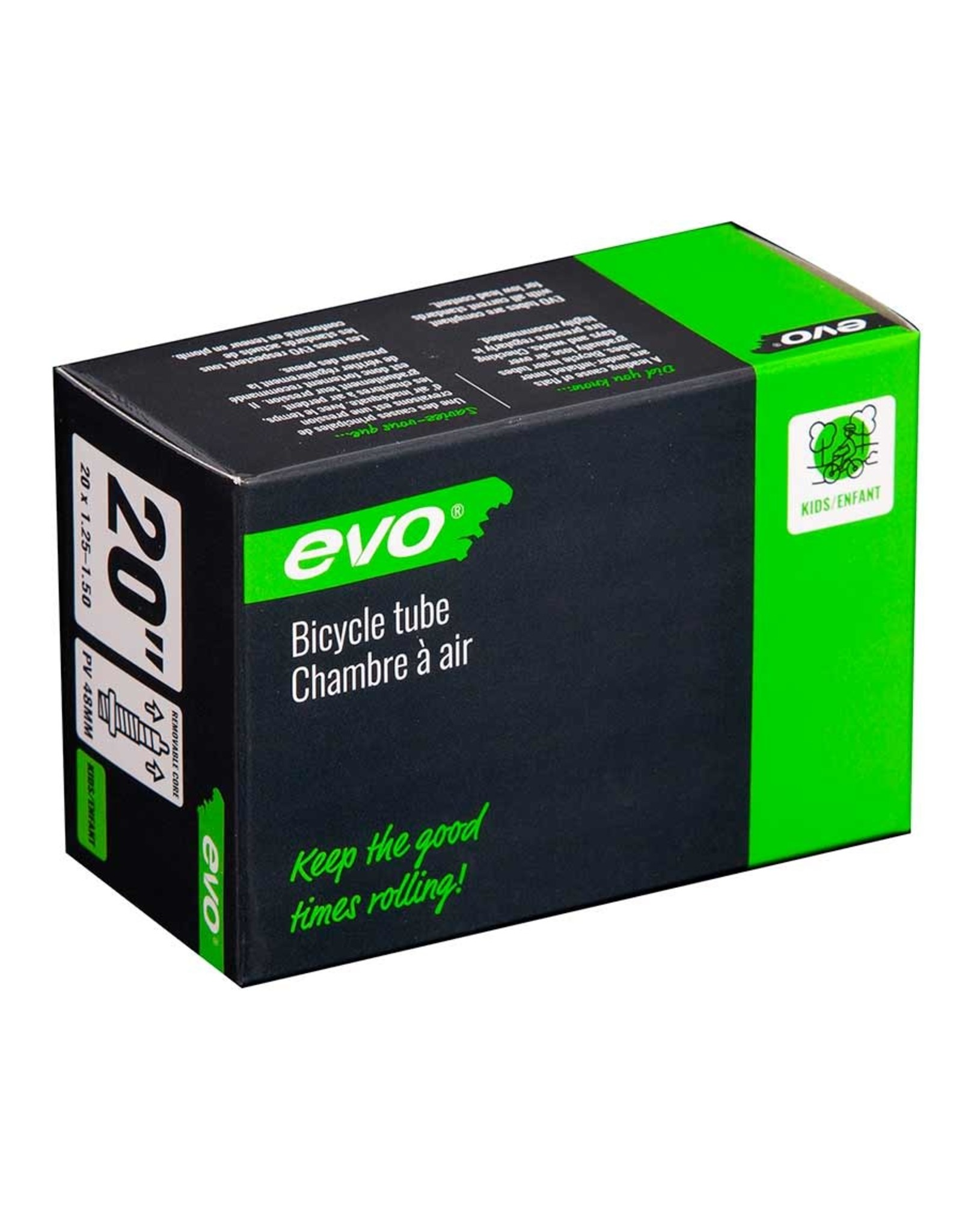 EVO EVO, Presta, 48mm