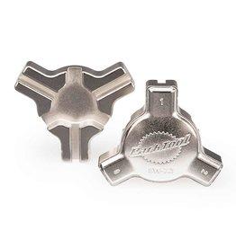 Park Tool SW-7.2, Triple spoke wrench, 0.127'', 0.130'', 0.136''