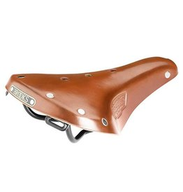 Brooks Brooks, B17 S Standard, Saddle, 242 x 176mm, Women, 460g, Honey