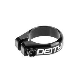 Deity Deity, Circuit, Seatpost Clamp, 34.9mm, Black