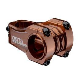 Deity Deity, Copperhead, Stem, Diameter: 31.8mm, Length: 50mm, Steerer: 1-1/8'', 0°, Bronze
