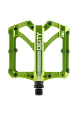 Deity Bladerunner, Platform Pedals, Body: Aluminum, Spindle: Cr-Mo, 9/16''