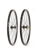Eclypse, S9 Gravel 650B, Wheel, Front and Rear, 650B / 584, Holes: F: 28, R: 28, 12mm TA, F: 100, R: 142, Disc Center Lock, Shimano HG 11, Pair