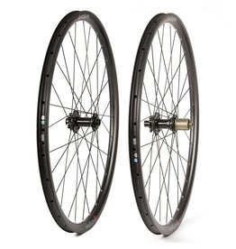 Eclypse, S9 Gravel 700C, Wheel, Front and Rear, 700C / 622, Holes: F: 28, R: 28, 12mm TA, F: 100, R: 142, Disc Center Lock, SRAM XD-R, Pair